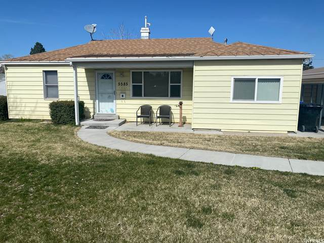 5585 S Northwest Ave, Salt Lake City, UT 84118 (MLS #1736619) :: Lawson Real Estate Team - Engel & Völkers