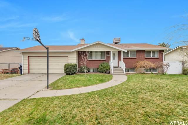 9742 S 1210 E, Sandy, UT 84094 (#1736633) :: Bustos Real Estate | Keller Williams Utah Realtors