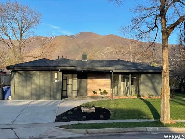1483 S Yuma St, Salt Lake City, UT 84108 (#1736648) :: The Perry Group