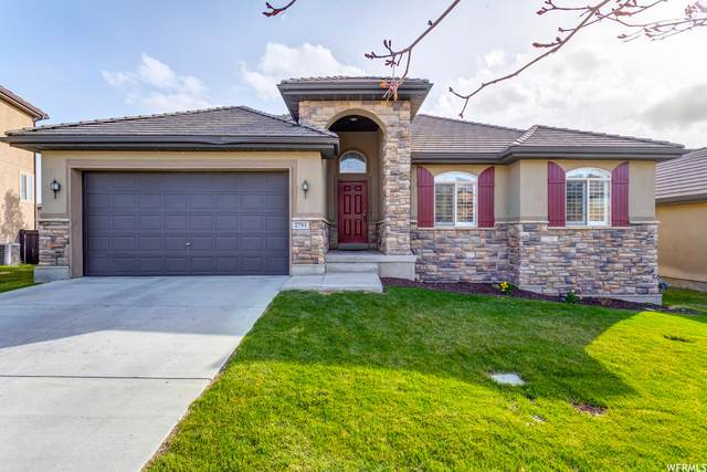 2781 W Shady Hollow Ln N, Lehi, UT 84043 (#1736672) :: Black Diamond Realty