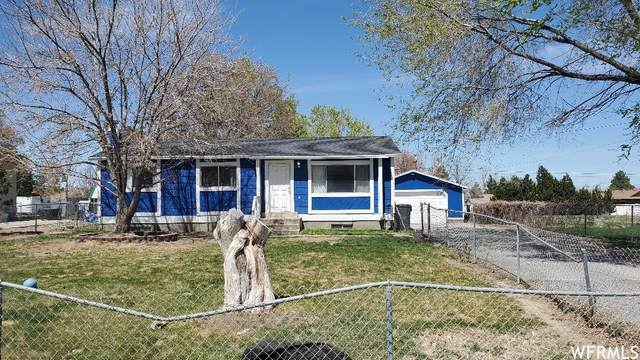 316 W Cherry St, Grantsville, UT 84029 (#1736682) :: C4 Real Estate Team