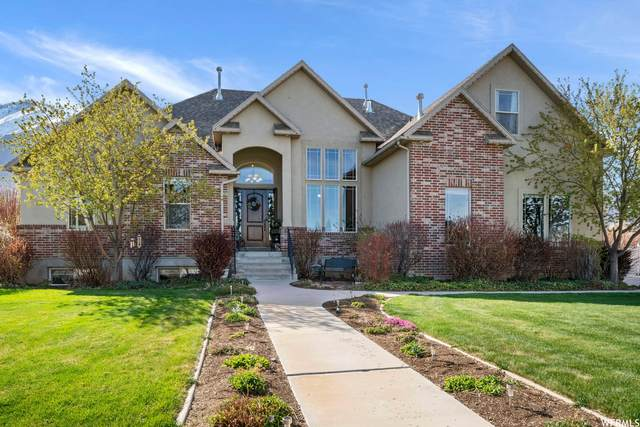 583 Monta Vista Dr, Mapleton, UT 84664 (MLS #1736689) :: Summit Sotheby's International Realty