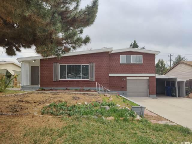 1164 E Carmelita Dr S, Salt Lake City, UT 84106 (#1736690) :: C4 Real Estate Team