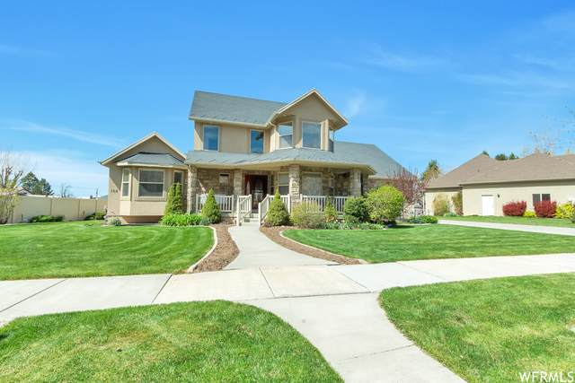 105 N Sierra Bonita Ct E, Mapleton, UT 84664 (#1736702) :: Red Sign Team