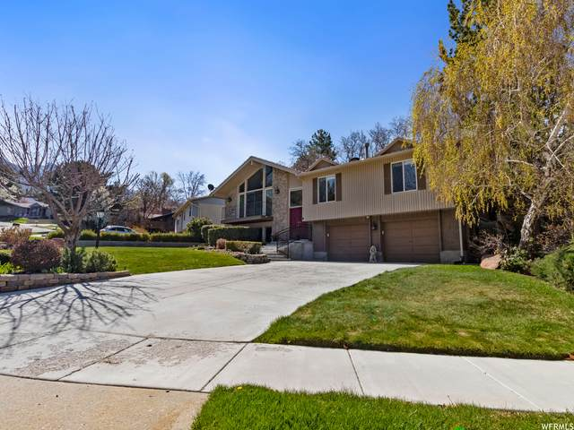 2918 E Lake Mary Dr, Cottonwood Heights, UT 84121 (#1736749) :: Black Diamond Realty