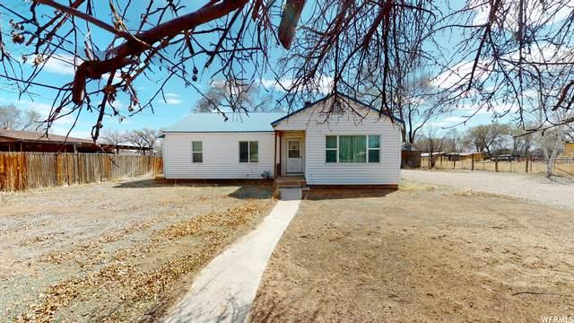 550 N Crescent Rd N, Roosevelt, UT 84066 (#1736764) :: C4 Real Estate Team