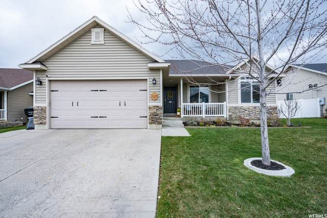 127 Andrews Ln, Providence, UT 84332 (#1736767) :: Black Diamond Realty