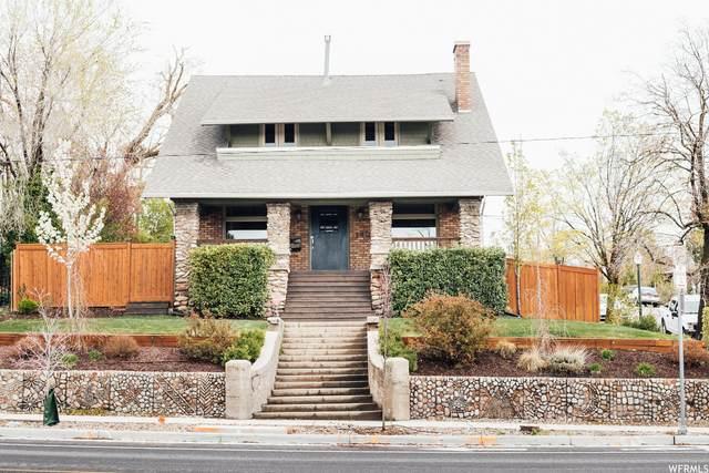1409 S 1300 E, Salt Lake City, UT 84105 (#1736768) :: C4 Real Estate Team