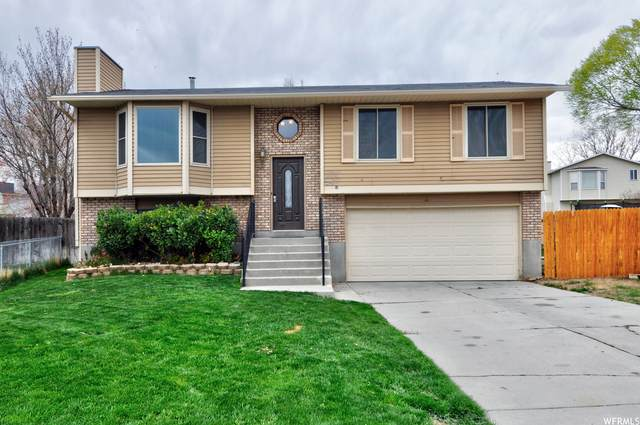 6802 S Marshrock Rd W, West Jordan, UT 84081 (#1736770) :: Red Sign Team