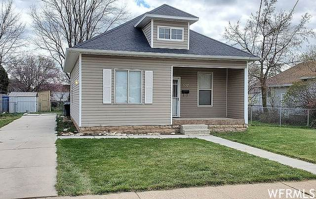 537 4TH St, Ogden, UT 84404 (#1736776) :: Red Sign Team
