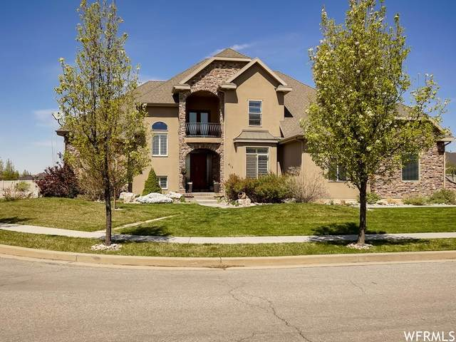 462 W Spur Ct, Kaysville, UT 84037 (#1736778) :: Black Diamond Realty