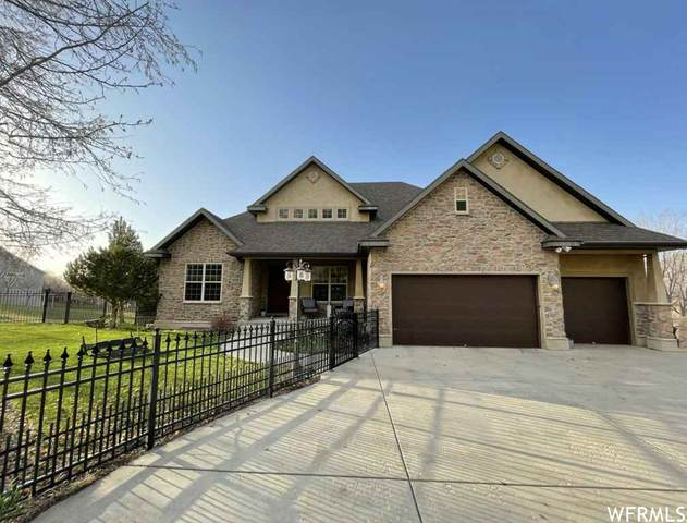 120 E Highline Dr, Woodland Hills, UT 84653 (#1736784) :: Utah Dream Properties