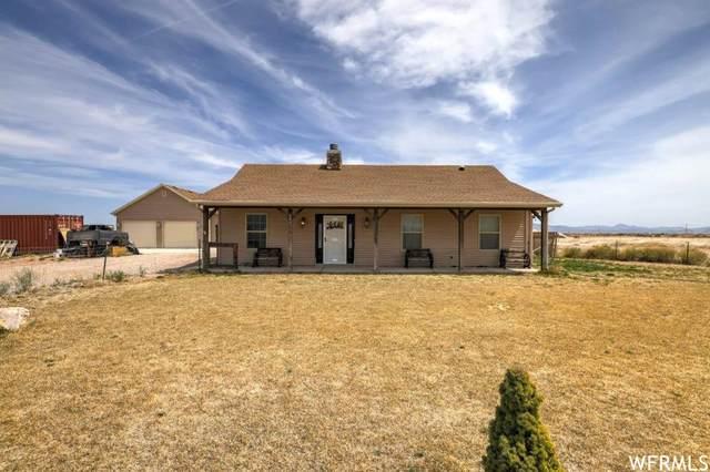 4160 N 1600 W, Beryl, UT 84714 (MLS #1736808) :: Lawson Real Estate Team - Engel & Völkers