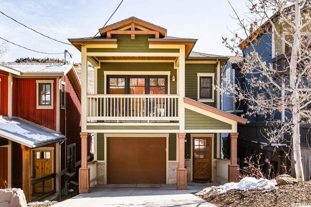 1012 Empire Ave, Park City, UT 84060 (#1736815) :: Black Diamond Realty