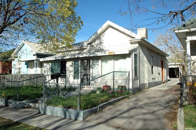 339 S Goshen St, Salt Lake City, UT 84104 (#1736817) :: C4 Real Estate Team