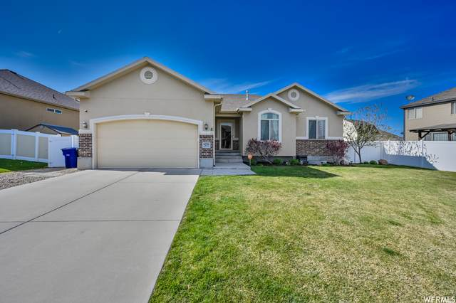 6256 W Mount Montana Dr, West Valley City, UT 84118 (#1736822) :: Livingstone Brokers