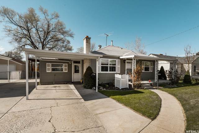 360 E Beryl Ave, Salt Lake City, UT 84115 (MLS #1736824) :: Summit Sotheby's International Realty