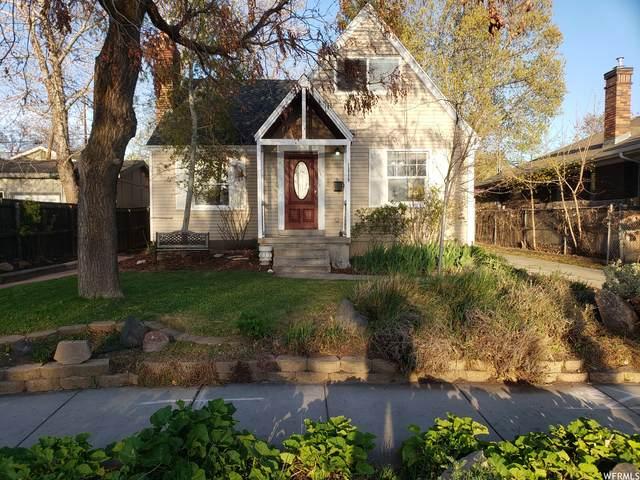 1899 S 1100 E, Salt Lake City, UT 84105 (#1736841) :: C4 Real Estate Team