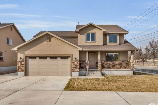 5668 S 1300 E, Salt Lake City, UT 84121 (#1736845) :: REALTY ONE GROUP ARETE