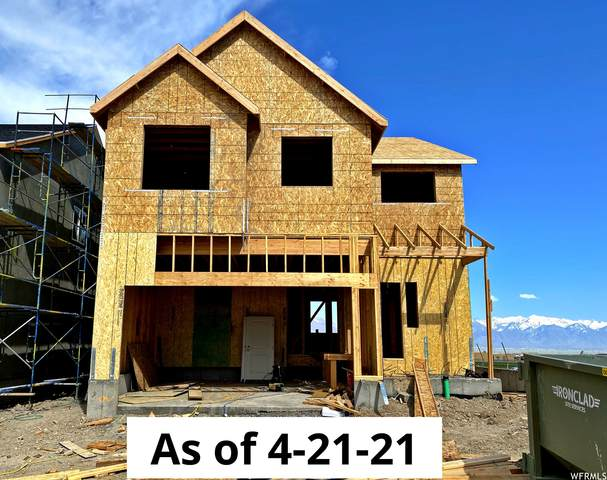 192 N Concord View Way #160, Saratoga Springs, UT 84045 (#1736848) :: Red Sign Team