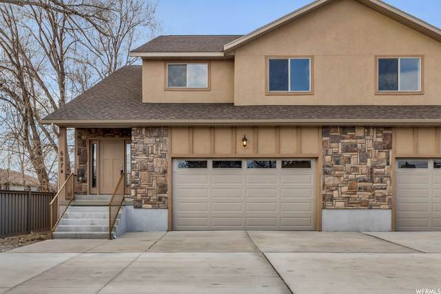 5674 S 1300 E, Murray, UT 84117 (#1736857) :: REALTY ONE GROUP ARETE