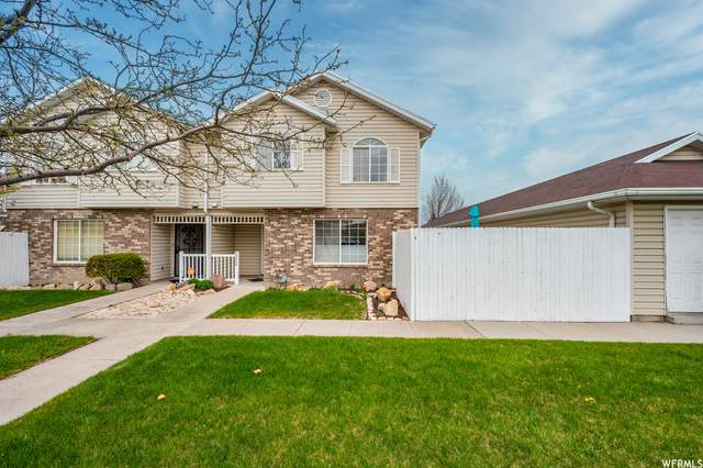 3444 W Centerbrook Dr S, West Valley City, UT 84119 (#1736860) :: Colemere Realty Associates