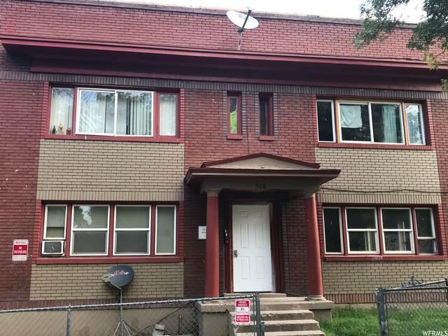 508 E 27TH St S, Ogden, UT 84403 (#1736870) :: C4 Real Estate Team