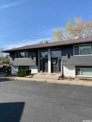 3566 S 1300 E #4, Salt Lake City, UT 84106 (MLS #1736876) :: Summit Sotheby's International Realty