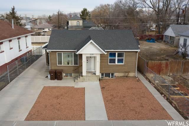 119 E Leslie Ave S, Salt Lake City, UT 84115 (#1736878) :: C4 Real Estate Team