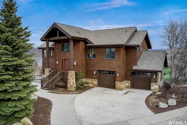 10356 Katherine Ct #14, Heber City, UT 84032 (MLS #1736888) :: High Country Properties