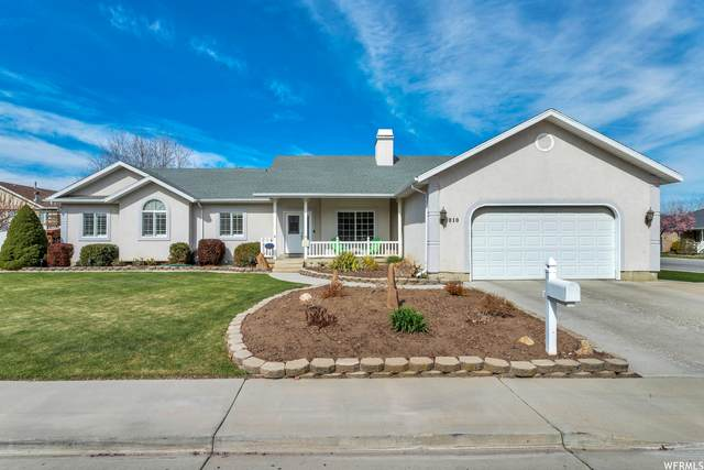 810 S 640 E, Payson, UT 84651 (#1736892) :: C4 Real Estate Team