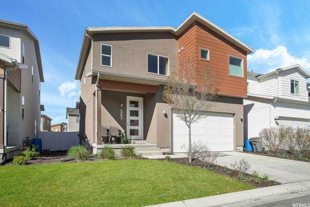 547 N 290 E, Vineyard, UT 84059 (#1736924) :: Doxey Real Estate Group