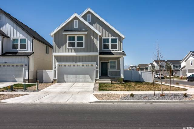 481 S School House Rd W, Saratoga Springs, UT 84045 (#1736932) :: Black Diamond Realty