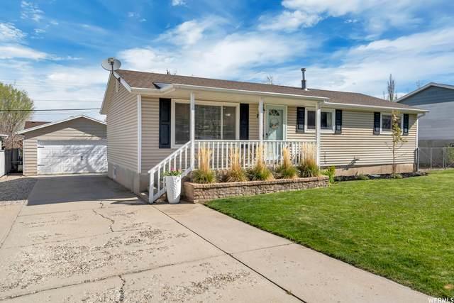 225 E 475 N, North Salt Lake, UT 84054 (#1736942) :: C4 Real Estate Team