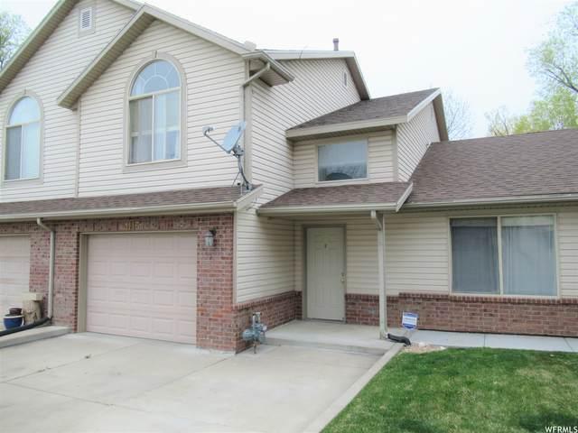 1115 S Holmes Creek Ln, Layton, UT 84041 (#1736947) :: Utah Dream Properties