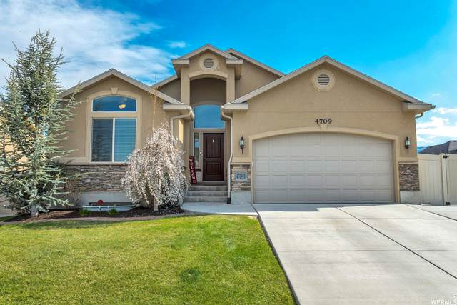 4709 W Shawnee Dr S, Riverton, UT 84096 (MLS #1736952) :: Summit Sotheby's International Realty