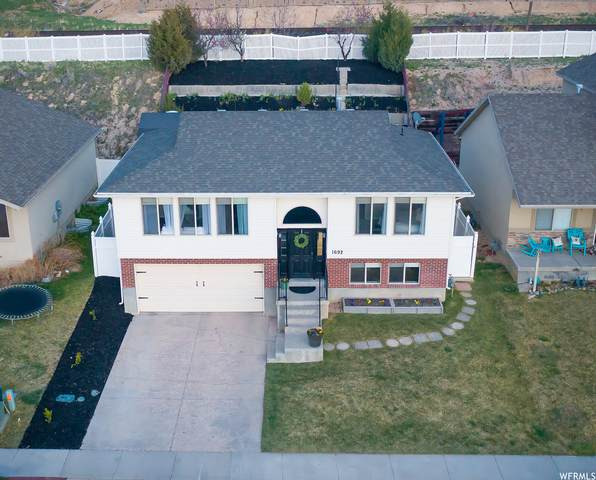 1692 E Ridgefield Rd, Spanish Fork, UT 84660 (#1736956) :: The Lance Group