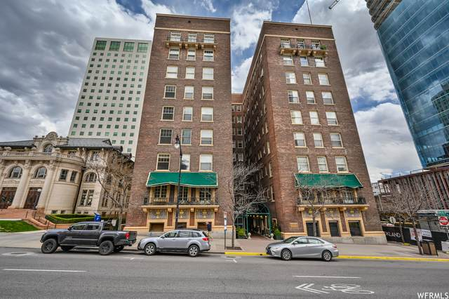 29 S State St E #302, Salt Lake City, UT 84111 (#1736970) :: The Fields Team