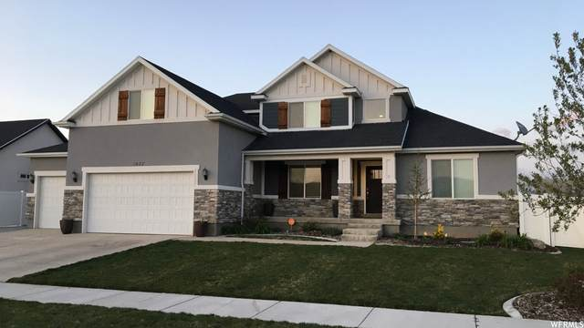 1037 S Sandbar Way, Spanish Fork, UT 84660 (#1736973) :: Red Sign Team