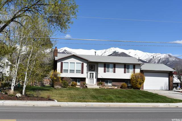 693 S Sunset Dr, Kaysville, UT 84037 (#1736997) :: C4 Real Estate Team