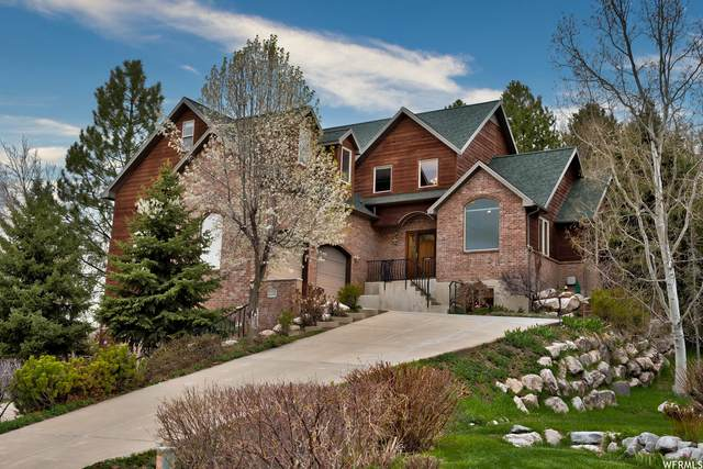 2131 Kays Creek Dr, Layton, UT 84040 (MLS #1737009) :: Summit Sotheby's International Realty