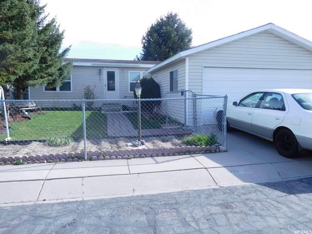 5081 W Festival Dr, West Valley City, UT 84120 (#1737016) :: Utah Real Estate