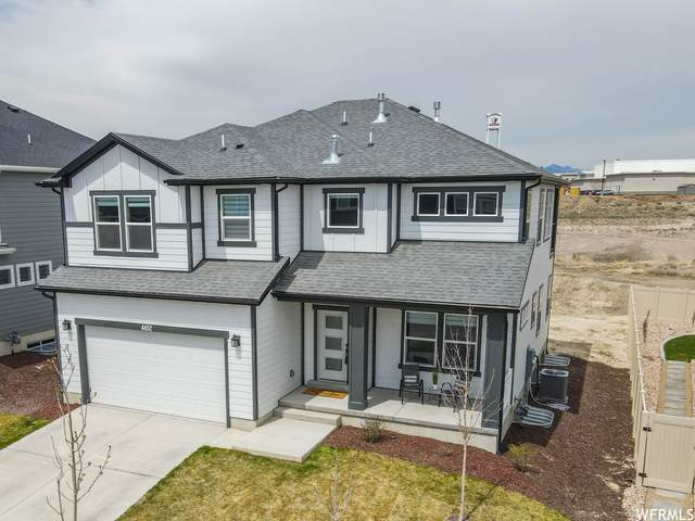 4452 W Thorley Dr, Herriman, UT 84096 (#1737027) :: The Perry Group