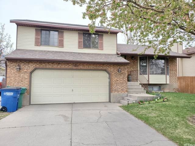 1102 N 1000 E, Layton, UT 84040 (#1737059) :: C4 Real Estate Team