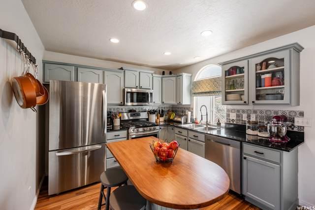 9693 S Villa Springs Cv, Sandy, UT 84070 (#1737065) :: Utah Dream Properties