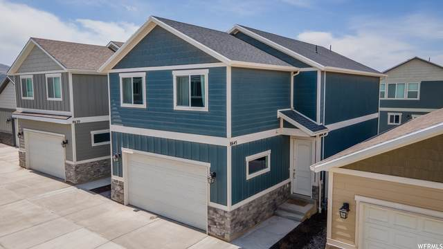 8645 N Cypress Aly, Eagle Mountain, UT 84005 (#1737076) :: Red Sign Team