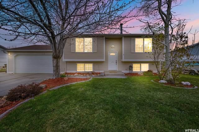 6093 S Woodsborough Way W, Salt Lake City, UT 84118 (#1737094) :: C4 Real Estate Team