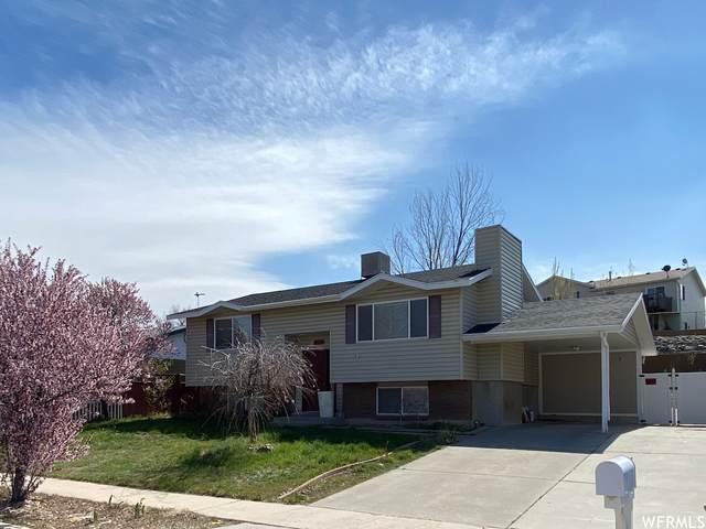 5714 S Honeysuckle Way W, Salt Lake City, UT 84118 (MLS #1737098) :: Summit Sotheby's International Realty