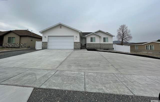 152 S West St #101, Grantsville, UT 84029 (#1737106) :: C4 Real Estate Team