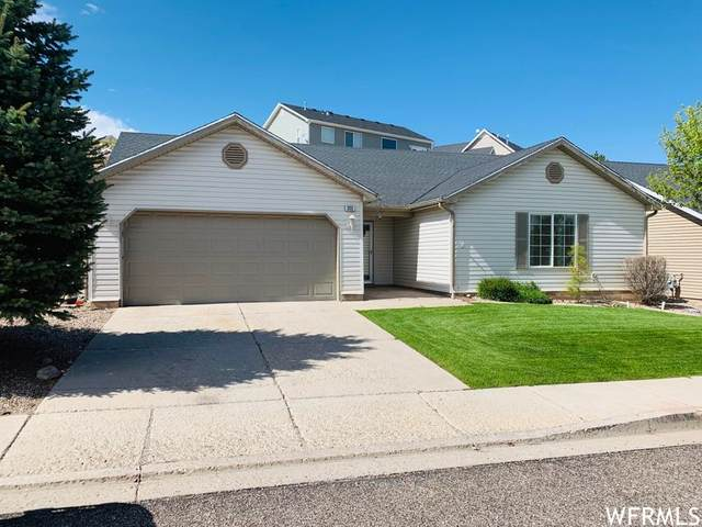 323 N Beacon Dr, Cedar City, UT 84720 (#1737110) :: Black Diamond Realty